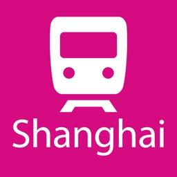 Shanghai Rail Map