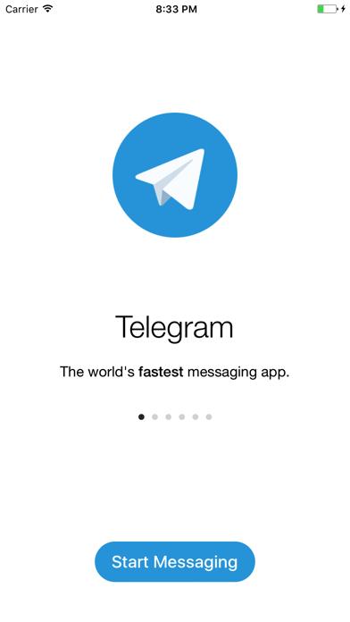 Telegram Messenger Screenshot 1