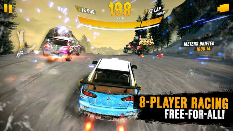 Asphalt Xtreme screenshot-1