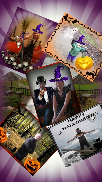 Halloween Photo Booth +