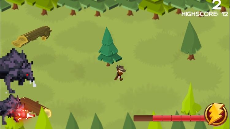 Adventure Hungry Wolf screenshot-4