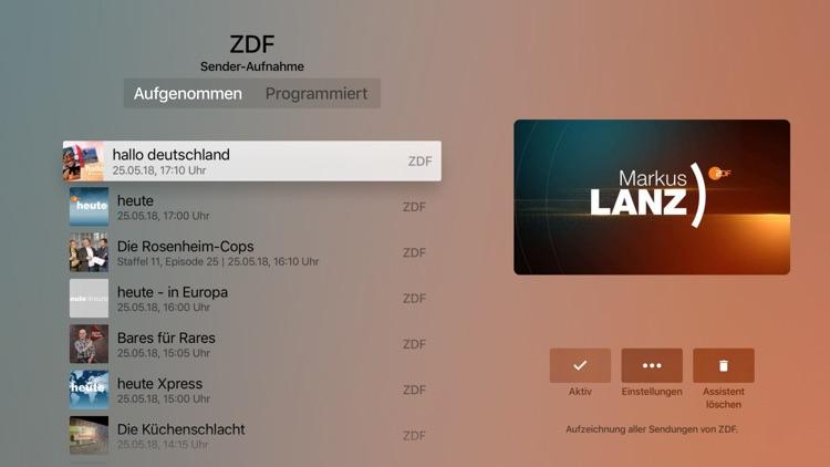 Youtv German Tv Worldwide Vcr For Apple Tv By Netlantic Gmbh