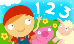 Animal Math Preschool Math Games for Kids Math App