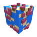 129.盒子世界: 联机像素迷你世界