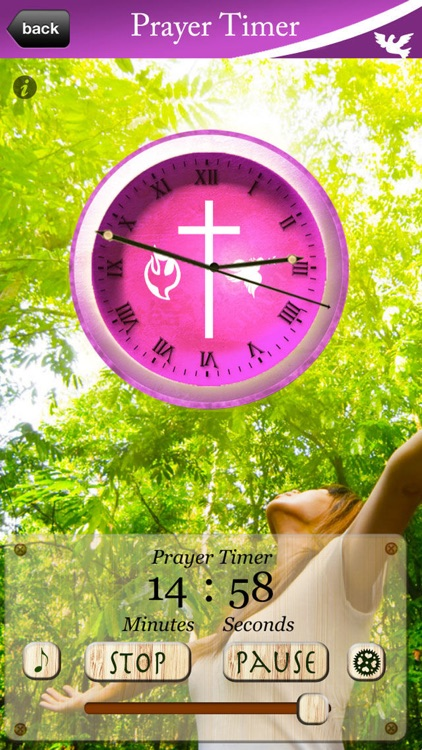 Prayer Timer Spend God time