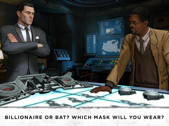 Игра Batman - The Telltale Series