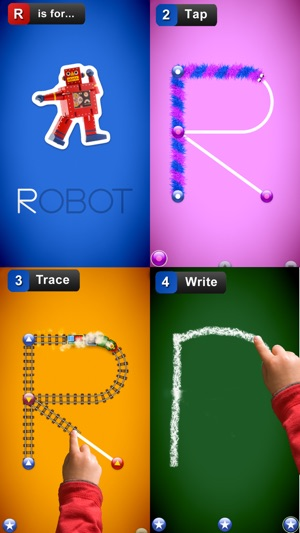 LetterSchool - Block Letters Screenshot