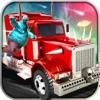 Semi Truck Zombie Crusher