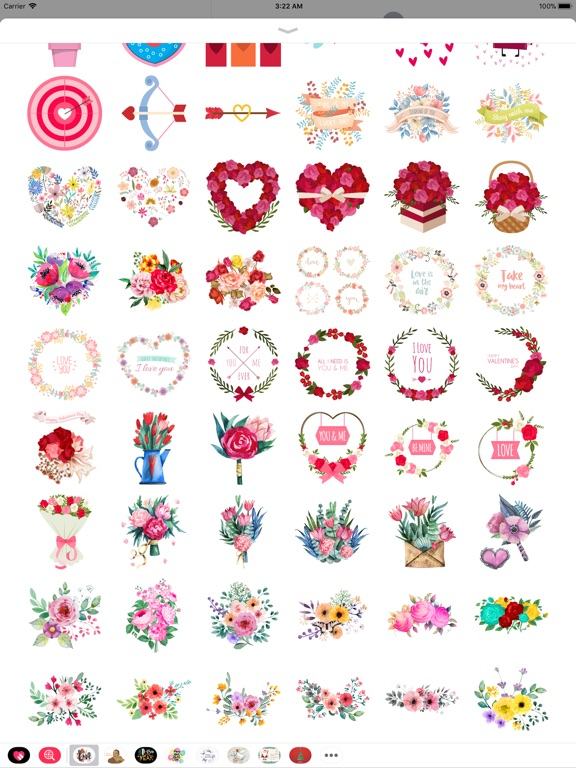 Happy Love Stickers - Animated screenshot 10
