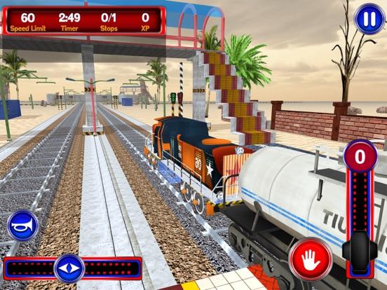 Indian Train Drive Simulator screenshot 5
