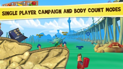 Worms 3 Screenshot 3