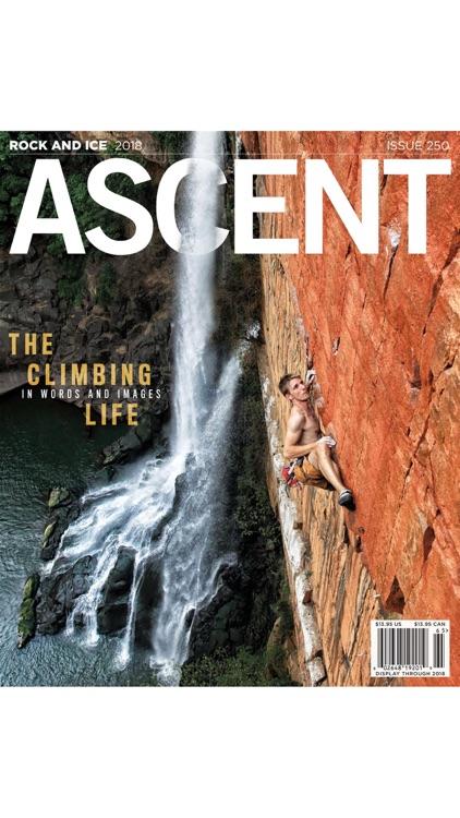 Rock and Ice Magazine screenshot-3
