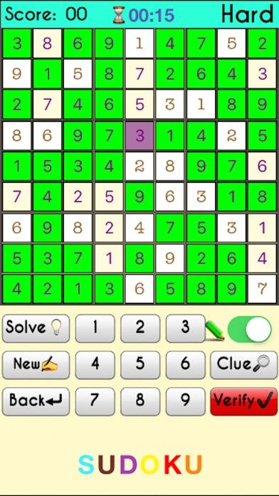 Sudoku : Premium Sudoku Puzzle screenshot 3
