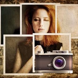 Retro Portrait Camera