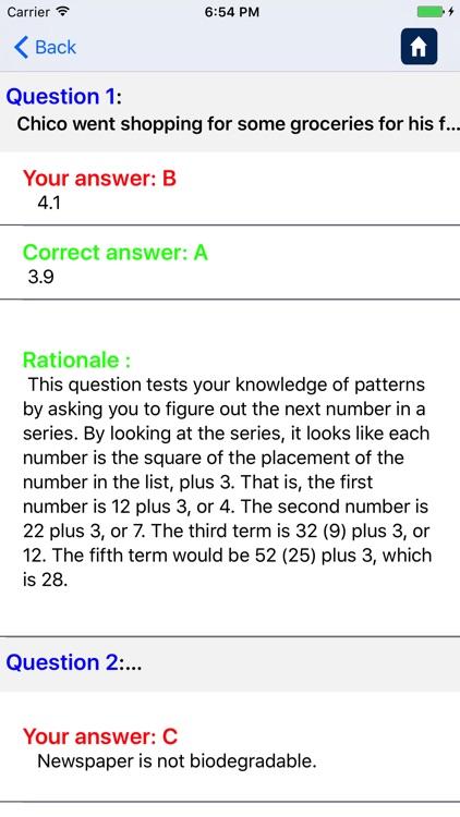 GED Practice Test Free screenshot-4