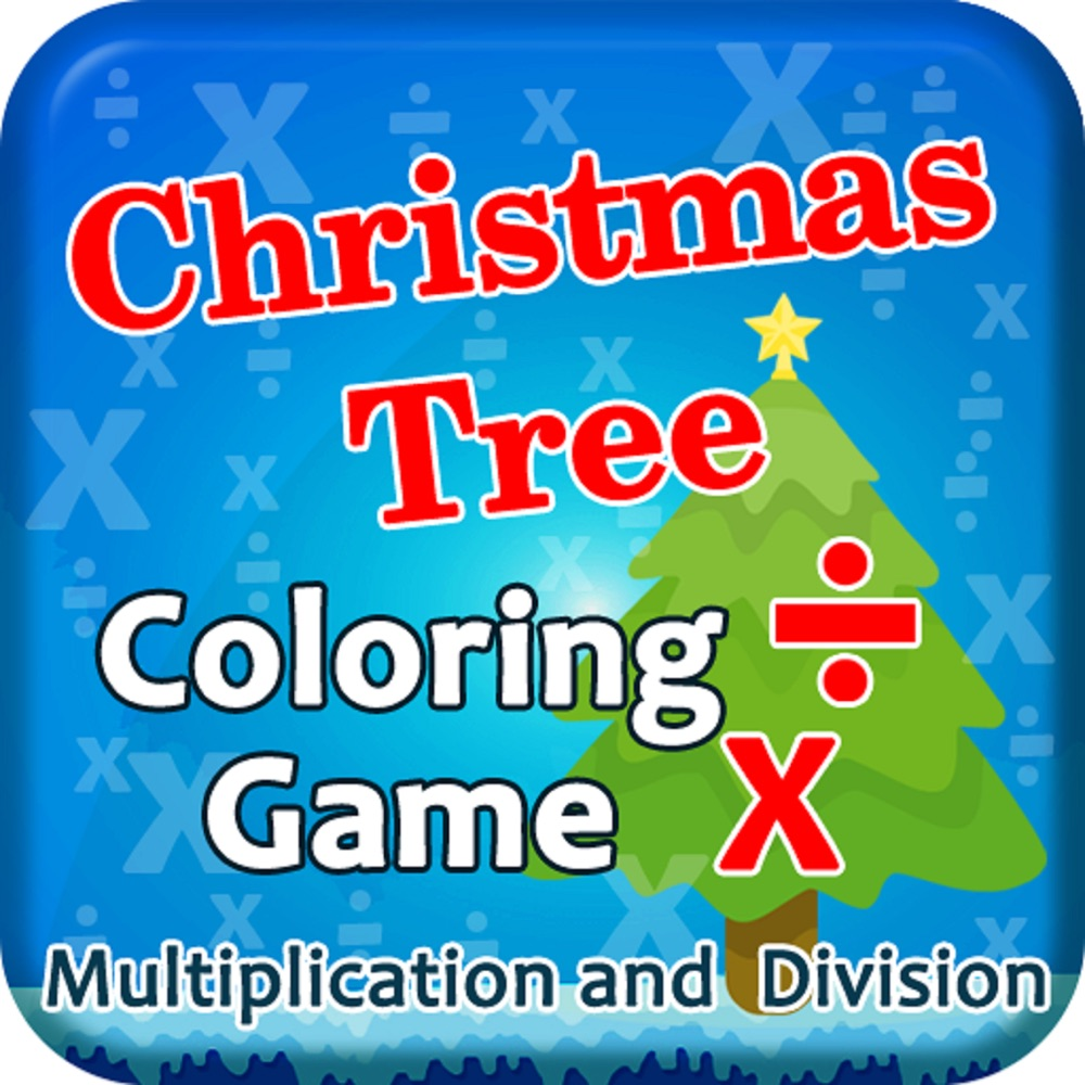Christmas Multiplication Game - App - Mobile Apps