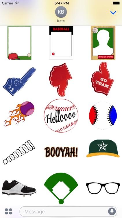 Cleveland Baseball Stickers screenshot-3