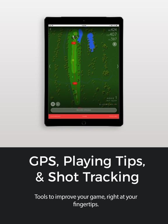 ASM Golf App-ipad-0
