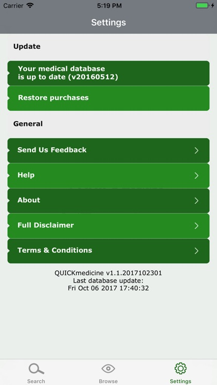 QUICKmedicine screenshot-4
