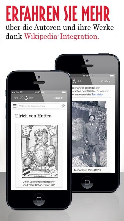 Deutsche Bücher screenshot-4