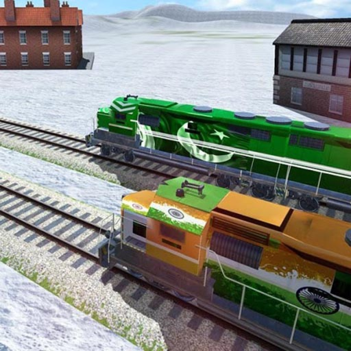 Driving Train Sim iOS App