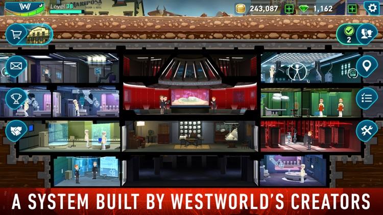 Westworld screenshot-0