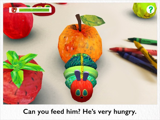 My Very Hungry Caterpillar AR screenshot 8