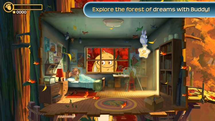 Buddy & Me: Dream Edition screenshot-2