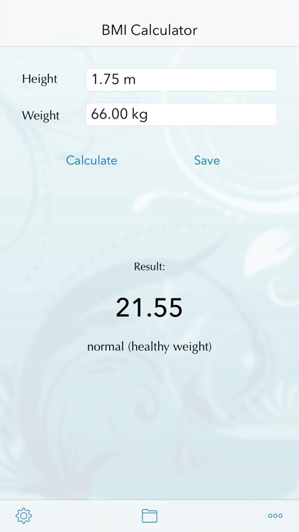 Body-Mass-Index screenshot-3