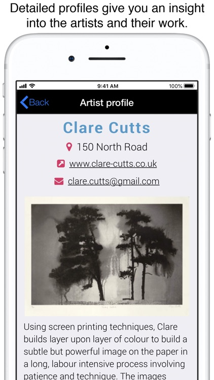 North Bristol Art Trail 2018 screenshot-3