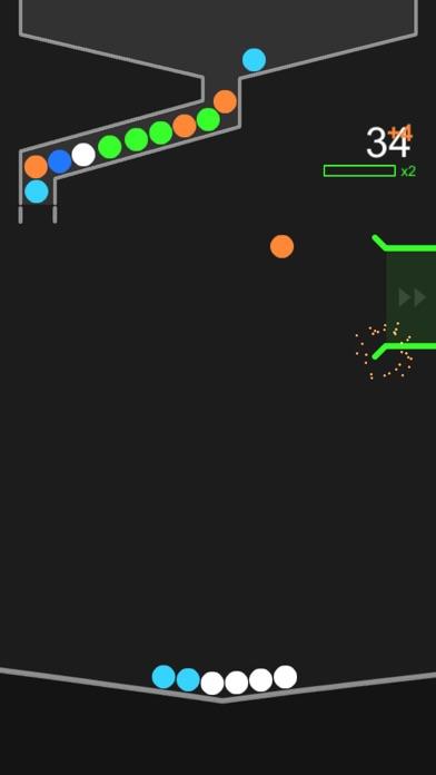 Shot Balls! screenshot 2