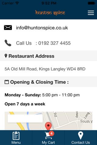 Hunton Spice - náhled