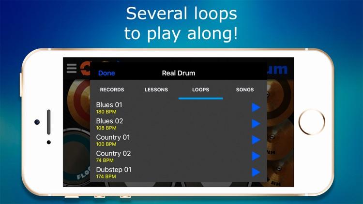 Real Drum - Drums Pads screenshot-4