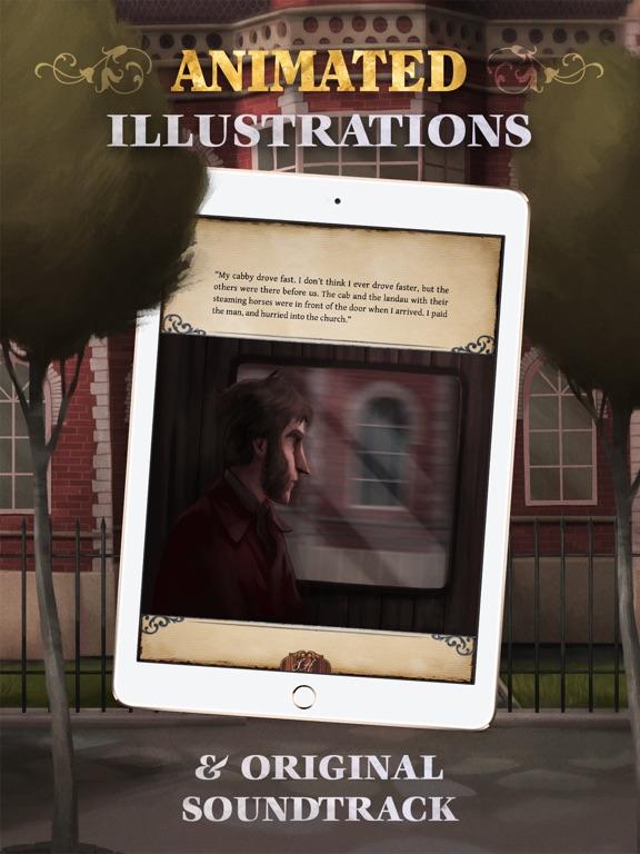 iClassics: Sherlock Holmes screenshot 10