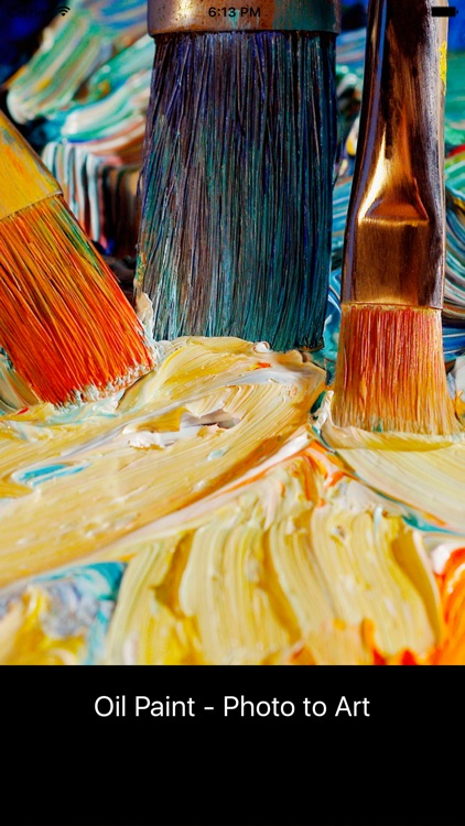 Oil Paint - Photo to Art Maker screenshot-7