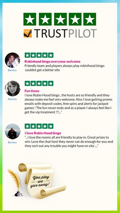 Robin Hood Bingo - Top Games screenshot four