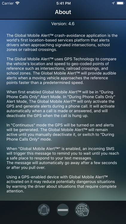 Global Mobile Alert screenshot-4