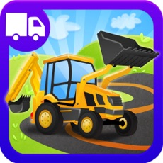 Activities of Trucks and Shadows Puzzle Game Lite