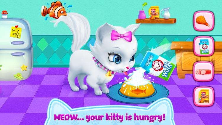 Kitty Cat Love screenshot-3
