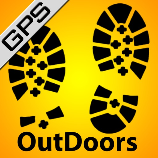 Outdoors GPS – Offline OS Maps for Hiking & Biking