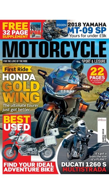Motorcycle Sport & Leisure screenshot-3
