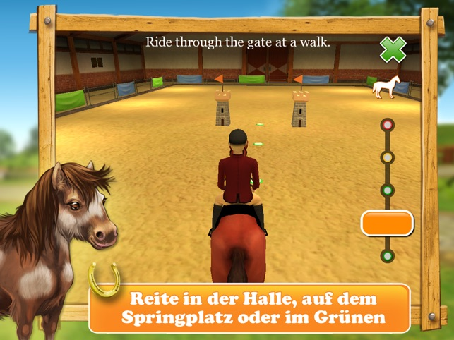 HorseWorld: Premium Screenshot