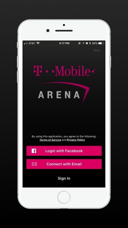 T-Mobile Arena by GoHopscotch, Inc