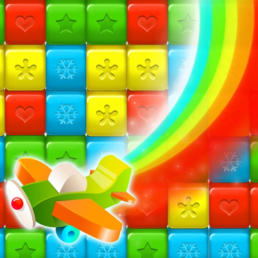 Toy Party - Pop The Cubes iOS App