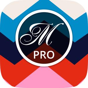Monogram It! PRO - Wallpapers & Backgrounds Maker app