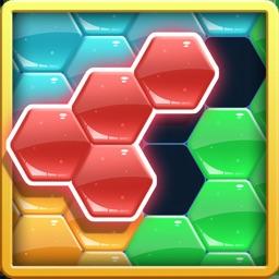 Hexa Block Tangram Puzzle