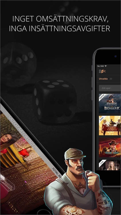 Storspelare Casino screenshot-2