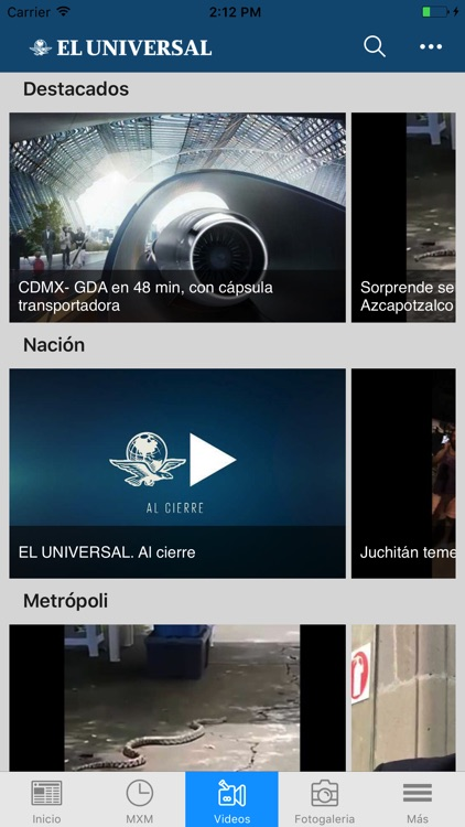 El Universal + screenshot-2