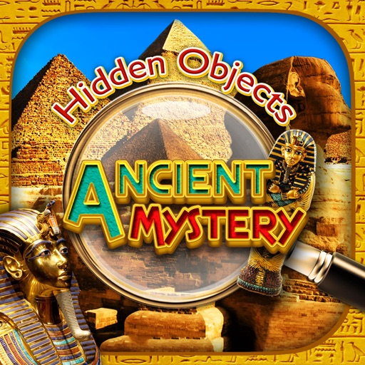 Hidden Objects Ancient Mystery