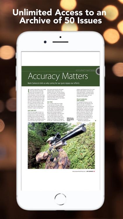Air Gunner Magazine screenshot-3